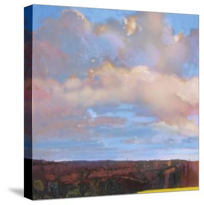Kinder Scout, 2015-Martin Decent-Stretched Canvas Print