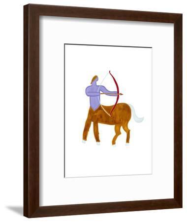 Sagittarius,2009-Cristina Rodriguez-Framed Giclee Print