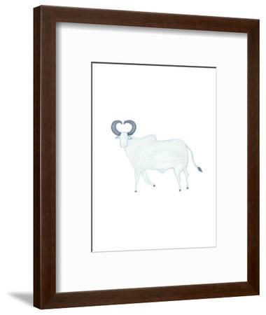 Taurus,2009-Cristina Rodriguez-Framed Giclee Print