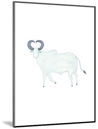 Taurus,2009-Cristina Rodriguez-Mounted Giclee Print