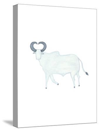 Taurus,2009-Cristina Rodriguez-Stretched Canvas Print
