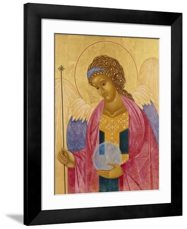 Archangel Michael--Framed Giclee Print