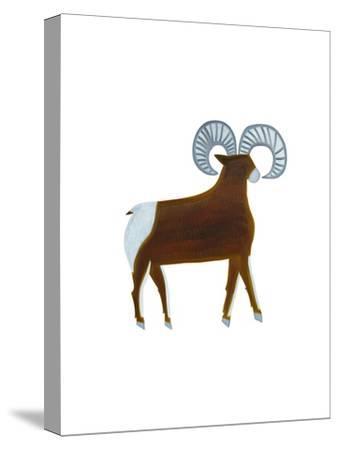 Aries,2009-Cristina Rodriguez-Stretched Canvas Print