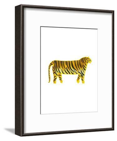 The Tiger, 2009-Cristina Rodriguez-Framed Giclee Print