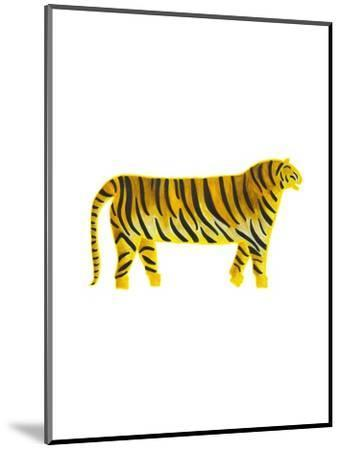 The Tiger, 2009-Cristina Rodriguez-Mounted Giclee Print