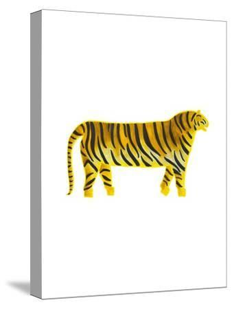 The Tiger, 2009-Cristina Rodriguez-Stretched Canvas Print