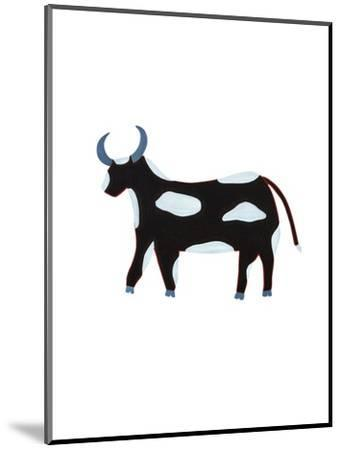 The Ox, 2009-Cristina Rodriguez-Mounted Giclee Print