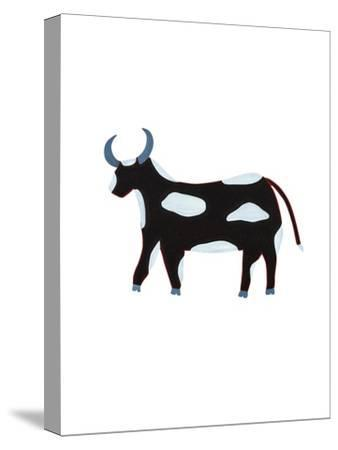 The Ox, 2009-Cristina Rodriguez-Stretched Canvas Print