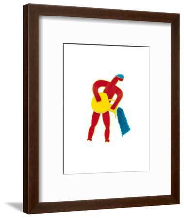 Aquarius, 2009-Cristina Rodriguez-Framed Giclee Print