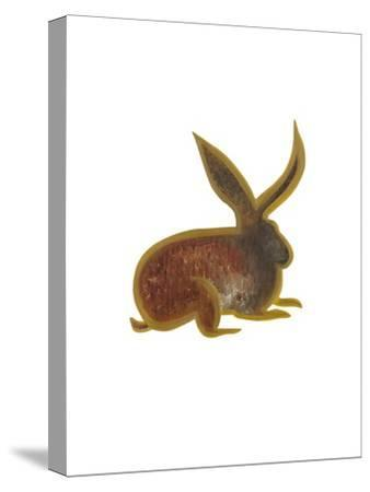 The Hare, 2009-Cristina Rodriguez-Stretched Canvas Print