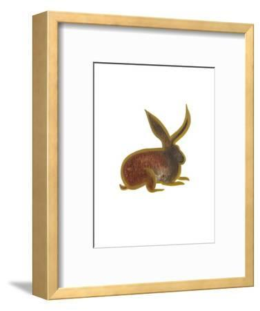 The Hare, 2009-Cristina Rodriguez-Framed Giclee Print