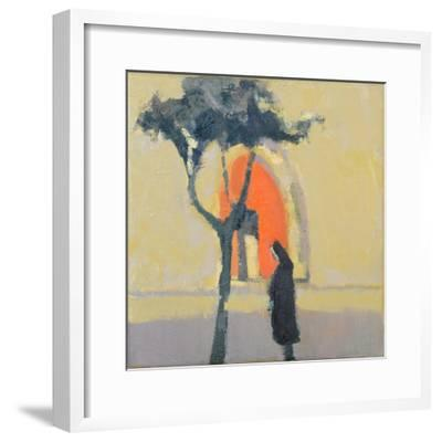 The Church at Puymirol--Framed Giclee Print