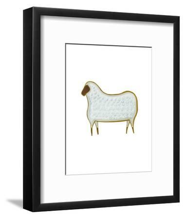 The Sheep, 2009-Cristina Rodriguez-Framed Giclee Print