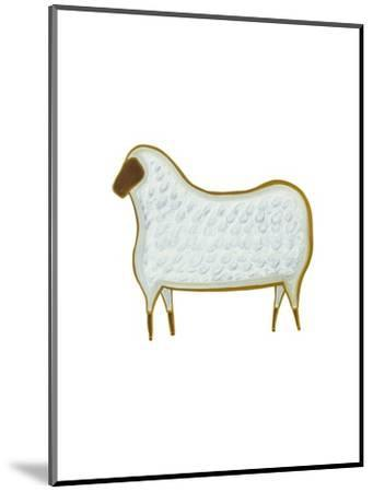 The Sheep, 2009-Cristina Rodriguez-Mounted Giclee Print
