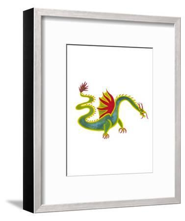 The Dragon, 2009-Cristina Rodriguez-Framed Giclee Print