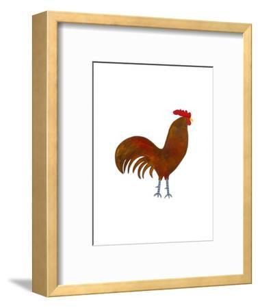 The Rooster,2009-Cristina Rodriguez-Framed Giclee Print