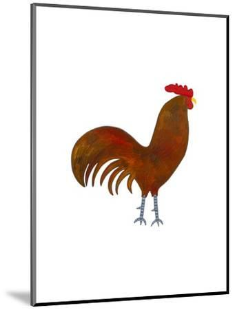 The Rooster,2009-Cristina Rodriguez-Mounted Giclee Print