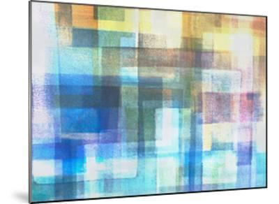 Blue Translucence-Hermione Carline-Mounted Giclee Print