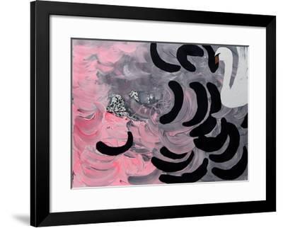 Wind and Sea-Keshida Layone-Framed Giclee Print