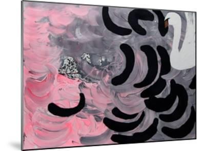 Wind and Sea-Keshida Layone-Mounted Giclee Print