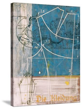 Die Kleidung, 2000--Stretched Canvas Print