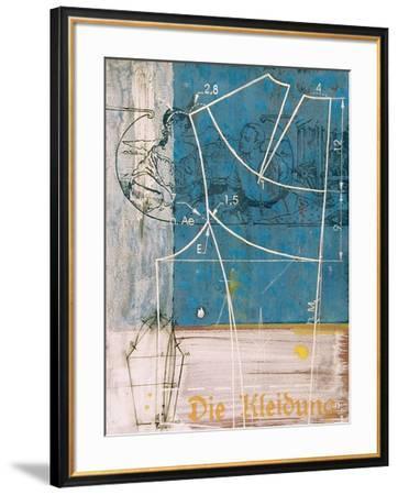 Die Kleidung, 2000--Framed Giclee Print