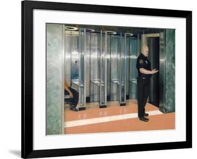 Broad Street N� 100, 2005--Framed Giclee Print