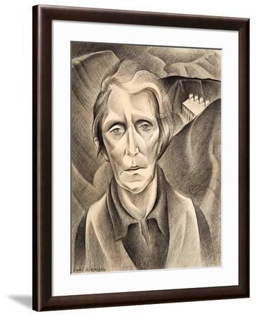 Mrs G, 1944--Framed Giclee Print