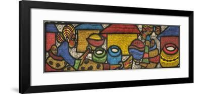 Trade-Muktair Oladoja-Framed Giclee Print