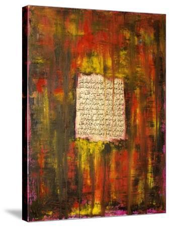 Untitled-Faiza Shaikh-Stretched Canvas Print