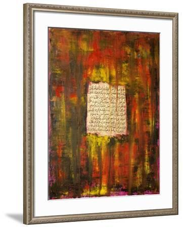 Untitled-Faiza Shaikh-Framed Giclee Print