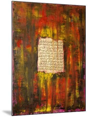 Untitled-Faiza Shaikh-Mounted Giclee Print