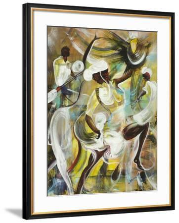 Pocomania-Ikahl Beckford-Framed Giclee Print