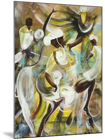 Pocomania-Ikahl Beckford-Mounted Giclee Print