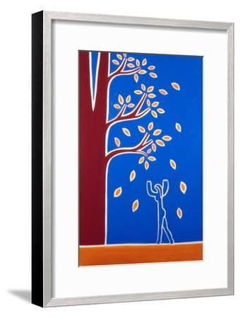 The Arrival of Autumn, 2000,-Cristina Rodriguez-Framed Giclee Print