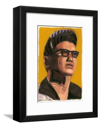 Roy Orbison, 2008-Sara Hayward-Framed Giclee Print