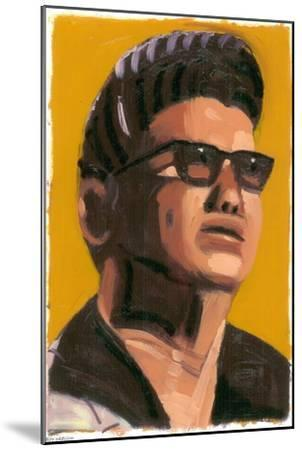 Roy Orbison, 2008-Sara Hayward-Mounted Giclee Print