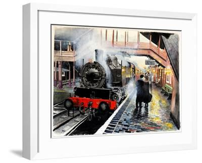 The Last Goodbye 1-Tony Todd-Framed Giclee Print
