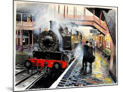 The Last Goodbye 1-Tony Todd-Mounted Giclee Print