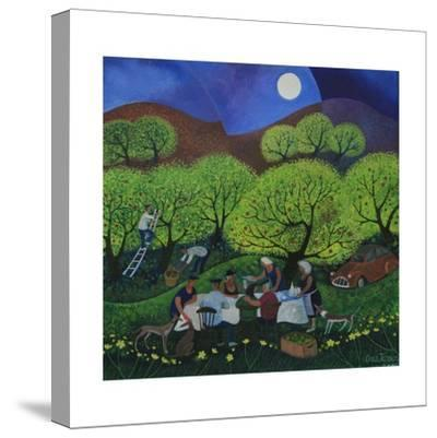Cider Drinkers, 2011-Lisa Graa Jensen-Stretched Canvas Print