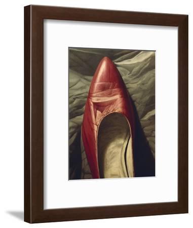 Shoe-like-Robert Burkall Marsh-Framed Giclee Print