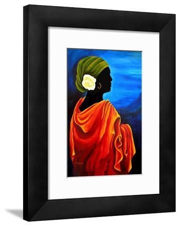 Camelia, 2008-Patricia Brintle-Framed Giclee Print