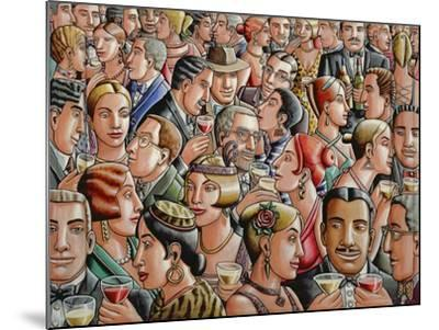 Party, 2007-PJ Crook-Mounted Giclee Print