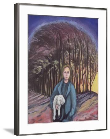 The Lamb, 1999-Silvia Pastore-Framed Giclee Print