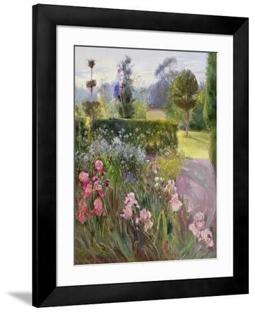 In the Garden - June-Timothy Easton-Framed Giclee Print
