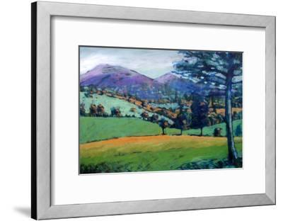 Misty Morning-Paul Powis-Framed Giclee Print