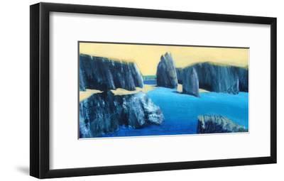 Kynance-Paul Powis-Framed Giclee Print
