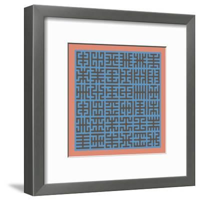 Six by Six, 2008-Peter McClure-Framed Giclee Print
