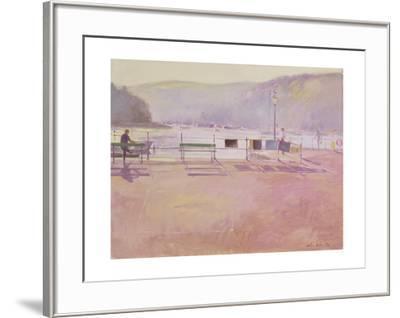 Day Break, Fowey, 1991-Timothy Easton-Framed Giclee Print