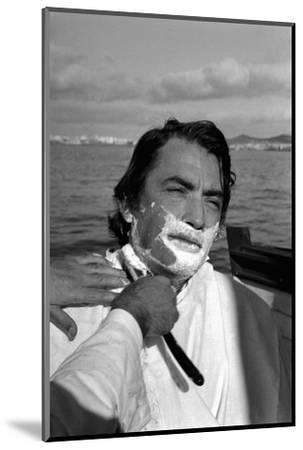 """John Huston's film """" Moby Dick"""",1954.-Erich Lessing-Mounted Photographic Print"""